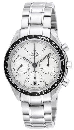 [オメガ]OMEGA 腕時計 スピードマスター シルバー文字...