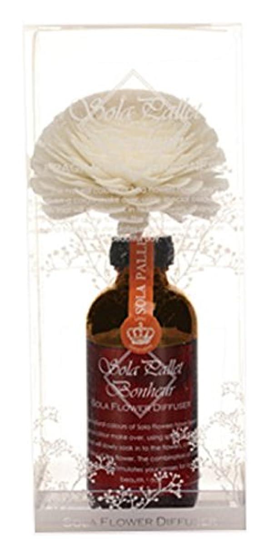 熱心セラークロールSOLA PALLET Bonheur ソラフラワーディフューザー Lilac Mandarin
