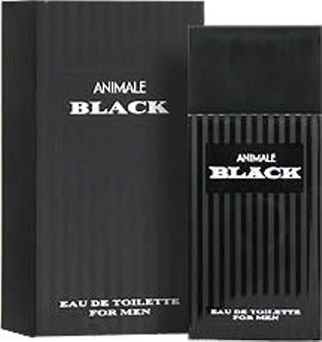 アンドリューハリディ成熟実り多いパルロックス アニマル ブラック メン EDT SP 50ml