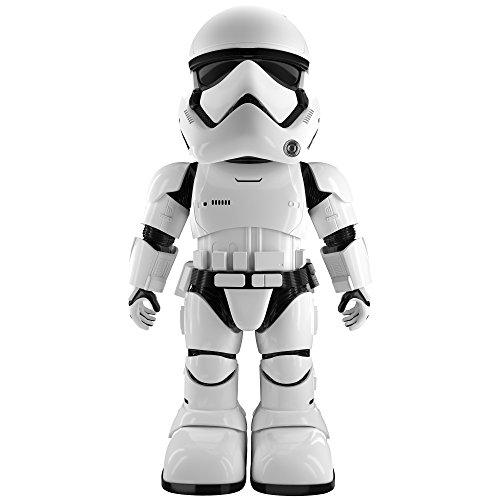 【日本正規代理店品】UBTECH スター・ウォーズ 音声・顔認識対応ロボット STAR WARS First Order Stormtrooper IP-SW-002