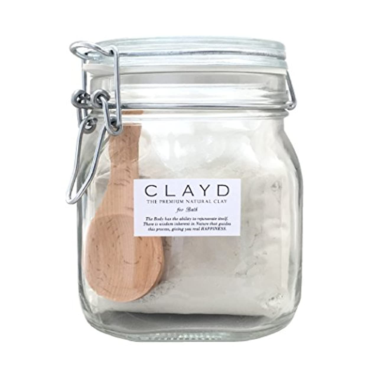 過去花嫁自治的CLAYD for Bath(クレイドフォーバス)CANISTER SET 400
