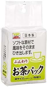 トキワ工業 茶こし ふんわりM 60枚 M