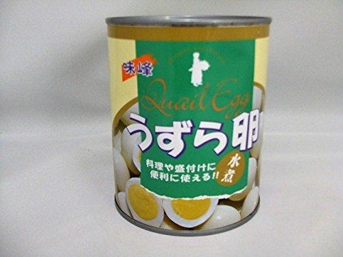 うずら卵 水煮 850g /信明商事(2缶)