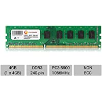 4 GB DIMM Intel dx58so2 dx79si dx79sr dx79to dz68bc dz68db pc3 – 8500 ramメモリby centernex