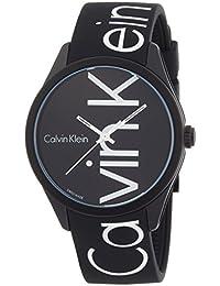 [カルバンクライン]CALVIN KLEIN 腕時計 Color(カラー) アルミニウム ETA社クオーツ K5E51TBZ 【正規輸入品】