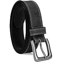 Timberland PRO mens 38mm Boot Leather Belt Belt