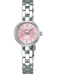 [ingene]アンジェーヌ 腕時計 クオーツ 日常生活用強化防水(5気圧) AHJK437 レディース