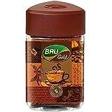 Bru Gold Instant Coffee in Glass Jar