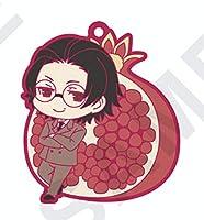 【坂口安吾】 文豪ストレイドッグス トレーディングラバーストラップ フルーツVer.