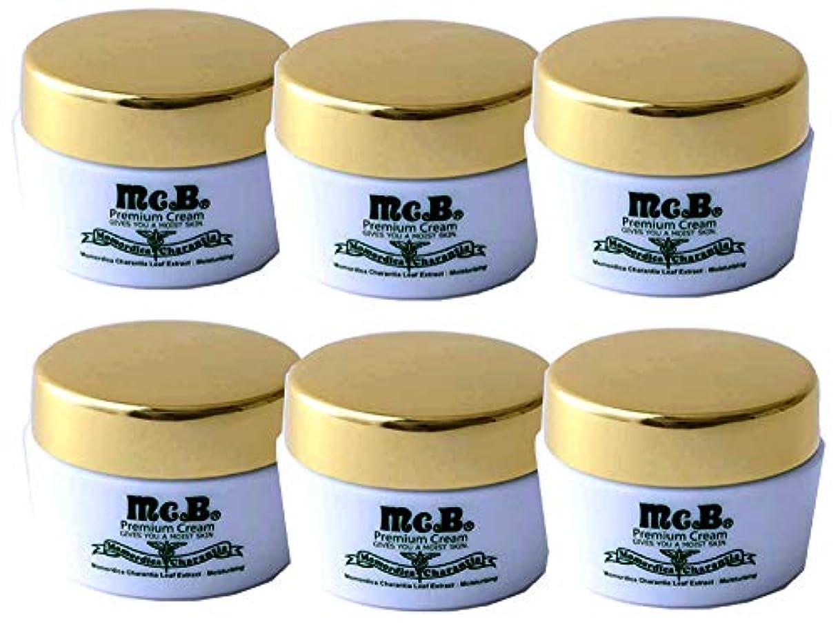 避けられない救援面マックビー プレミアム クリーム【6個セット】Premium Cream 平戸ツルレイシ