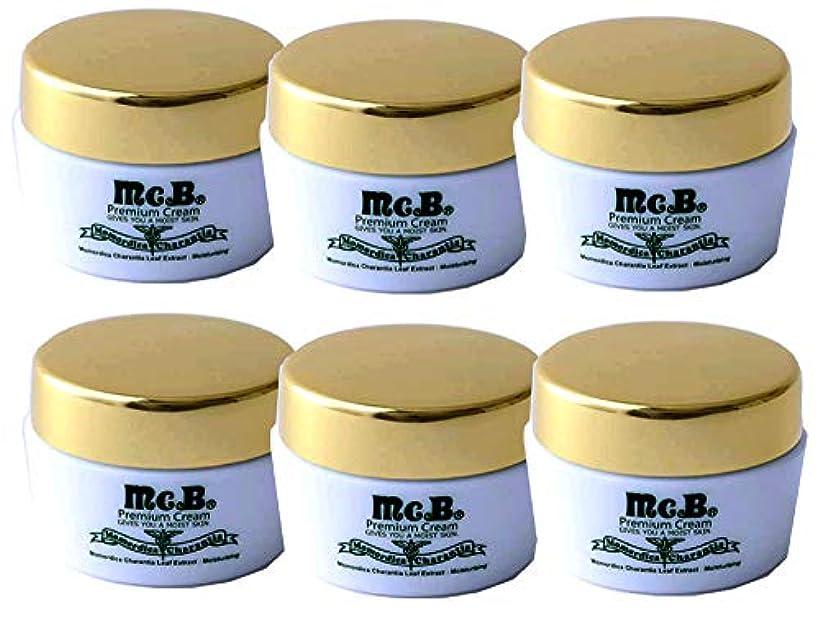 方法論第九制限するマックビー プレミアム クリーム【6個セット】Premium Cream 平戸ツルレイシ