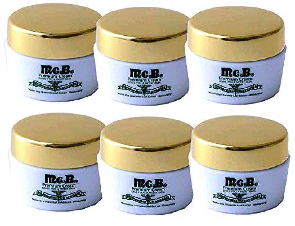 国民投票ルーム祝福するマックビー プレミアム クリーム【6個セット】Premium Cream 平戸ツルレイシ