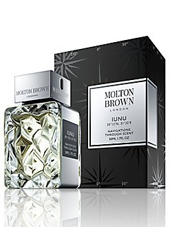 Molton Brown Iunu (モルトン ブラウン イユニュー) 1.7 oz (50ml) Spray for Men
