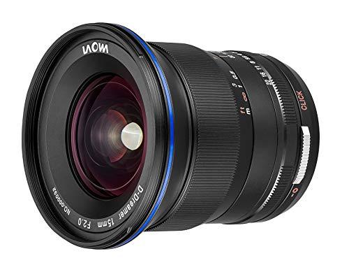 国内  LAOWA 交換レンズ 15mm F2 Zero-D ソニーEマウント用 LAO0024