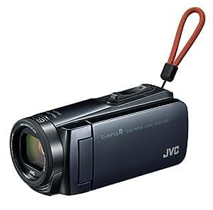 JVCKENWOOD JVC ビデオカメラ Everio R 防水 防塵 32GB アイスグレー GZ-R470-H