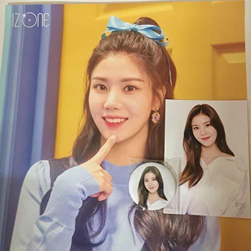 【IZ*ONE】ウンビの画像付きプロフィール解説!メンバーのお姉さん・ウンビ♪実力が高い理由とは?の画像
