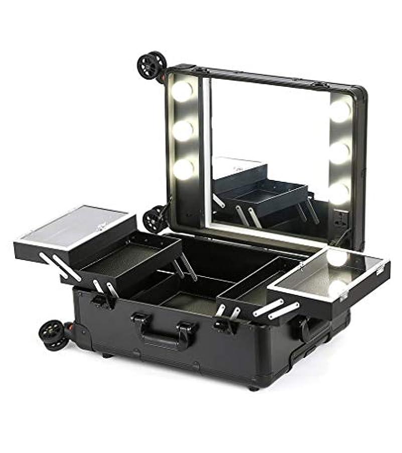 プロの化粧箱ラバレッジライトミラーのプロ化粧箱