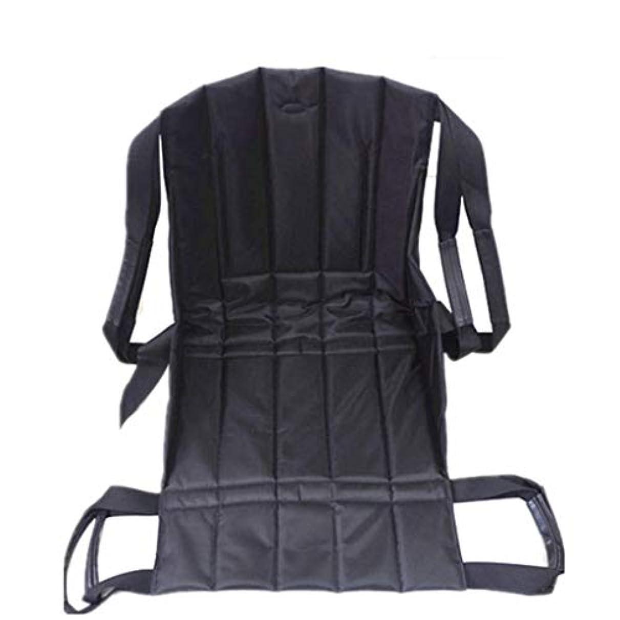 反論早いシビック患者リフト階段スライドボード移動緊急避難用椅子車椅子シートベルト安全全身医療用リフティングスリングスライディング移動ディスク使用高齢者用