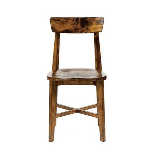 journal standard Furniture CHINON CHAIR WOOD SEAT