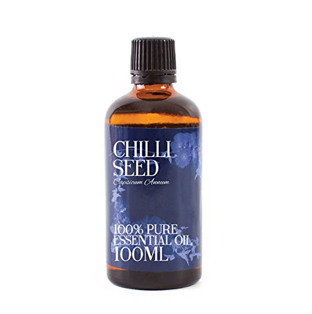 一般的に言えば共和党揃えるMystic Moments | Chilli Seed Essential Oil - 100ml - 100% Pure