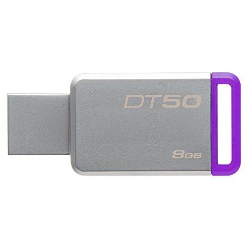 キングストン Kingston USBメモリ 8GB USB3.0 DataTraveler 50 DT50/8GBFR 5年保証