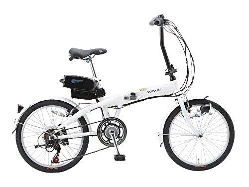 SUISUI(スイスイ) 折りたたみ電動アシスト自転車 BM-...
