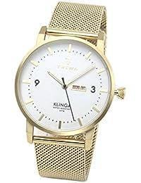トリワ Triwa KLST103.ME021313 KLINGA/クリンガ メンズ 腕時計(女子にも人気) [並行輸入品]