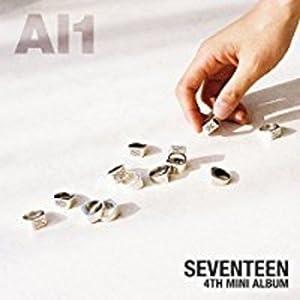 Seventeen 4thミニアルバム - Al1 (ランダムバージョン)