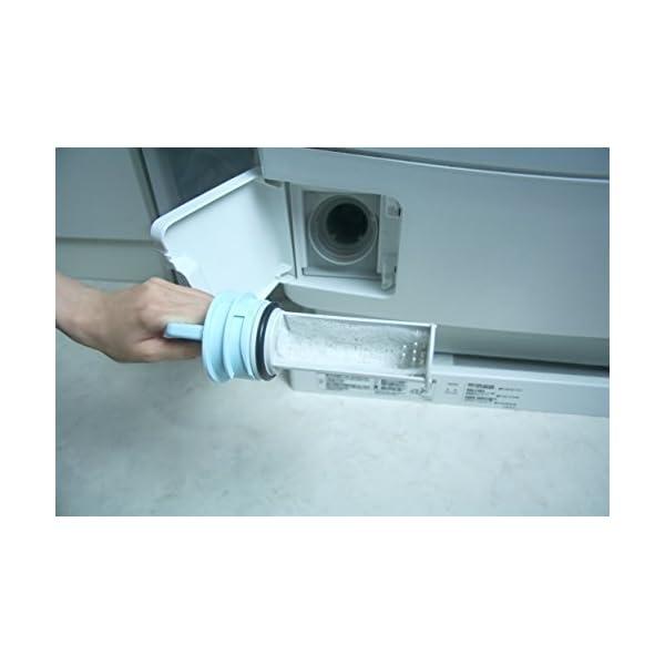 ドラム式洗濯機用 ゴミ取りフィルター 15枚入...の紹介画像3