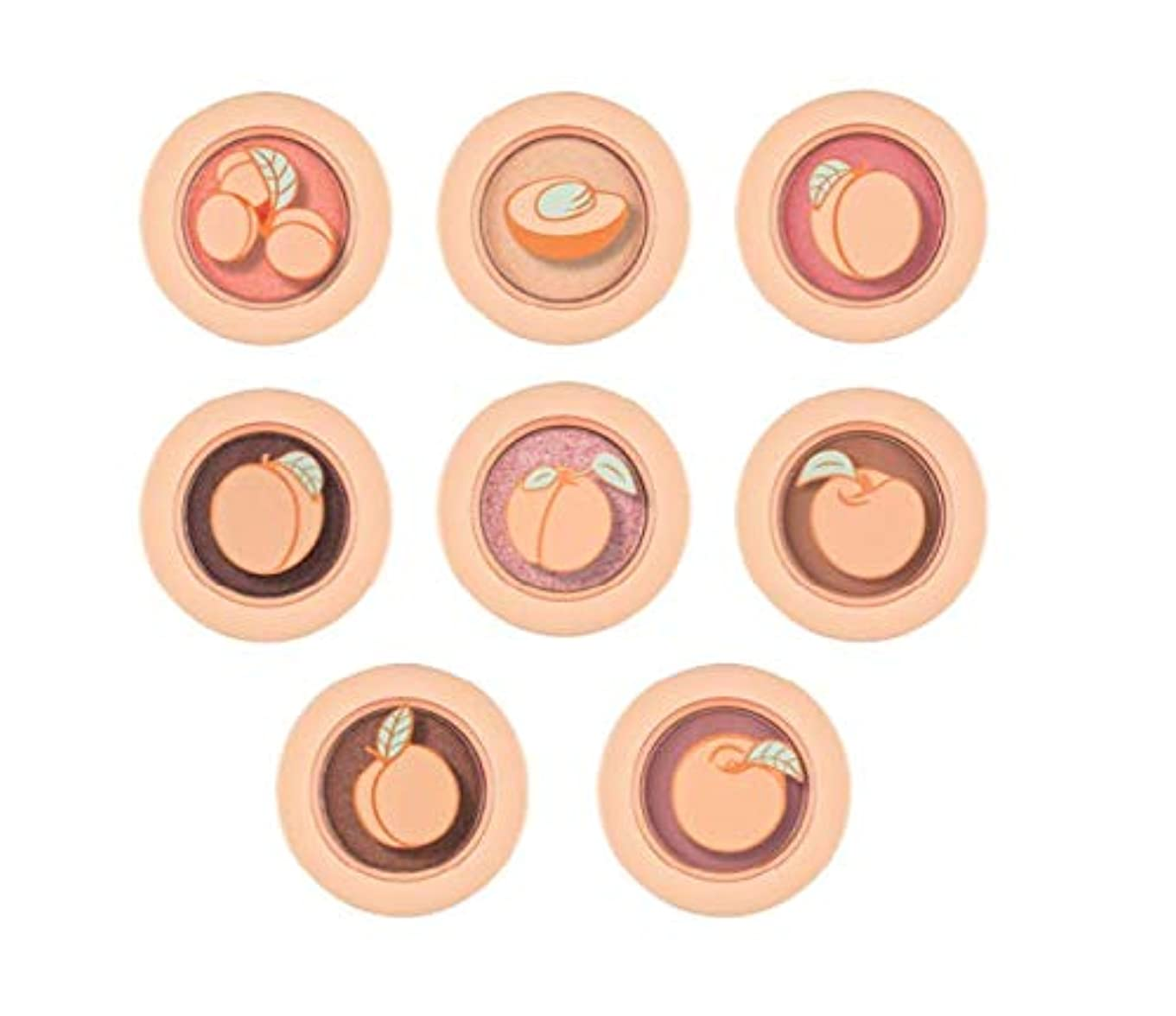 いたずらなジャンク眉をひそめる【アリタウム.aritaum](公式)モノアイズアプリコットコレクション/mono eyes collection (M22)