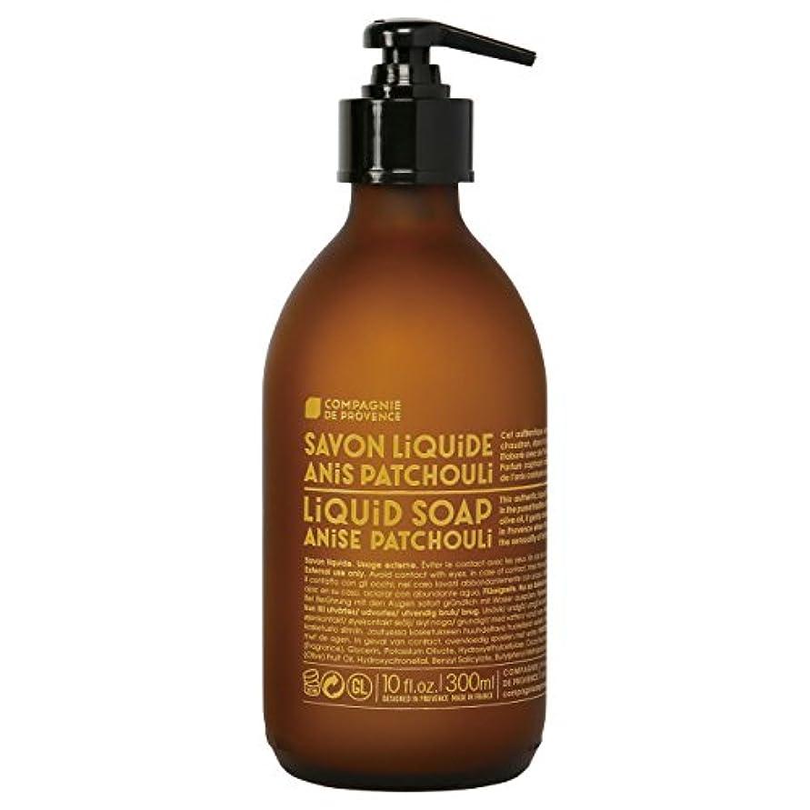 推定お風呂を持っている不十分カンパニードプロバンス バージョンオリジナル リキッドソープ アニスパチュリ(魅惑的なスパイシーハーブの香り) 300ml
