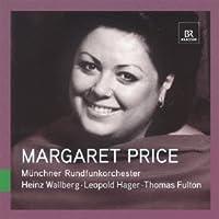 マーガレット・プライス GREAT SINGERS LIVE ソプラノのためのオペラ・アリア集 - モーツァルト/ウェーバー/ロッシーニ/ベッリーニ/チレア