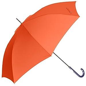[ムーンバット] FLO(A) TUSフロータス (超撥水 UV加工) ジャンプ式 レディースサイズ長傘 31-007-10024-00 オレンジ 日本 親骨の長さ58cm (Free サイズ)