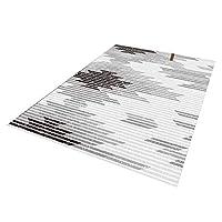ZEMIN 廊下敷きカーペッ リビングルーム マット カーペット 滑り止め じゅうたん 吸水性 マルチサイズカスタマイズ可能 (Color : A, Size : 1x8m)