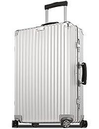 (リモワ) RIMOWA スーツケース キャリーバッグ CLASSIC FLIGHT クラシックフライト CABIN MULTIWHEEL [TSAロック 日本語取扱説明書 1年保証 付き]
