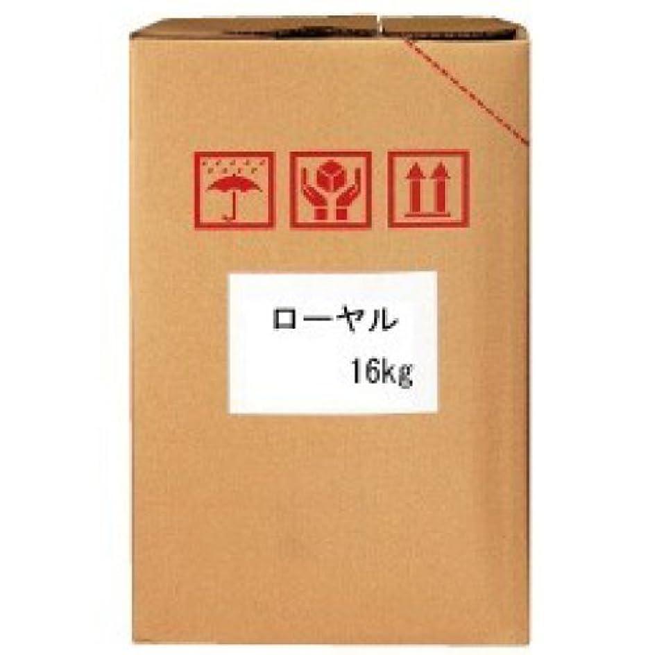 つぼみカリング構成鈴木油脂 水無しでも使える業務用ハンドソープ ローヤル 16kg S-541