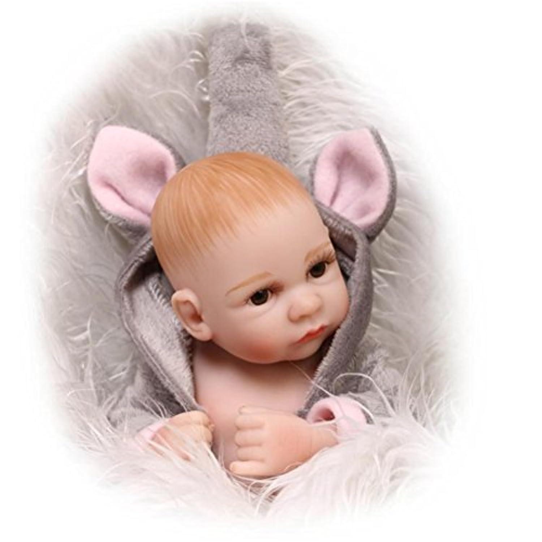 フルシリコンBaby Dolls Real Looking Girl 11