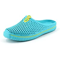 cool nik Summer Breathable Mesh Sandals Beach Footwear Anti-Slip Garden Clog Shoes