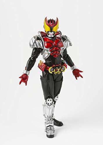 S.H.フィギュアーツ 仮面ライダーキバ キバフォーム(真骨彫製法) 約150mm ABS&PVC製 塗装済み可動フィギュア