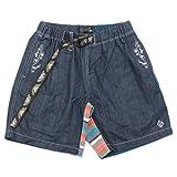 Denim Short Pants デニム ショート パンツ(カラー:ネイビー) アールディーズ画像①