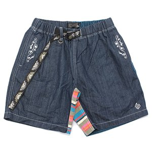 Denim Short Pants デニム ショート パンツ(カラー:ネイビー) アールディーズ