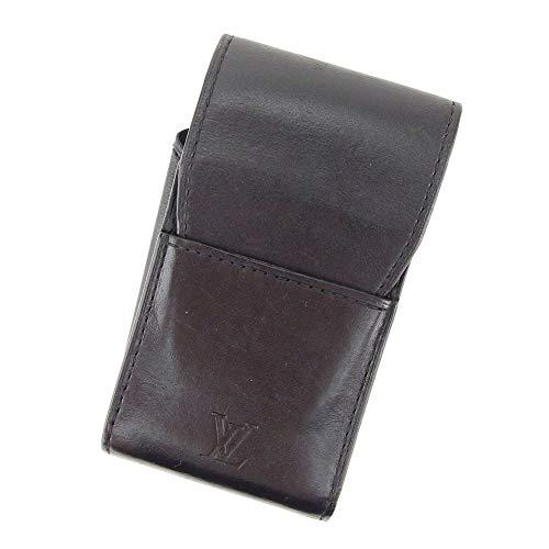 (ルイ ヴィトン) Louis Vuitton シガレットケース タバコケース メンズ エテュイシガレット M85020 ノマド 中古 T8733