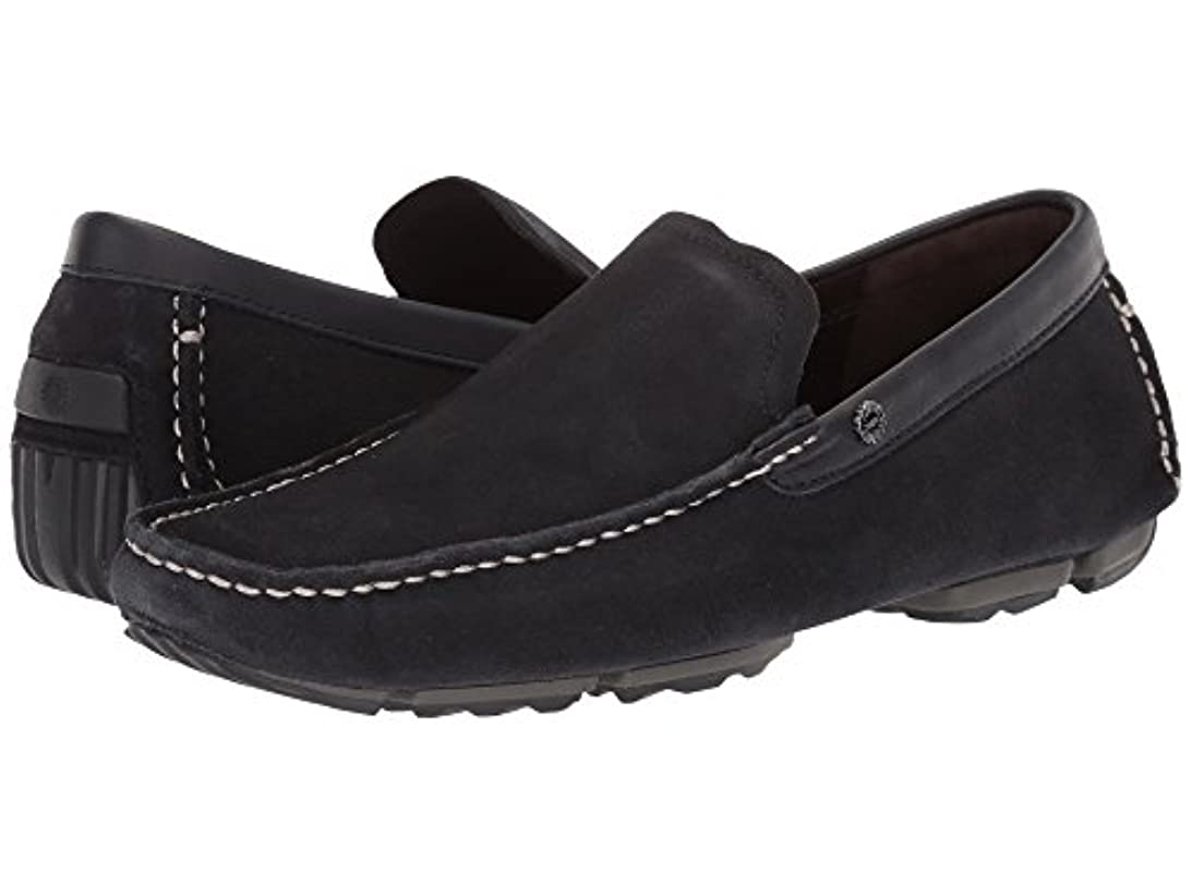 ピービッシュ汚染ドル[UGG(アグ)] メンズローファー?スリッポン?靴 Bel-Air Venetian Navy 13 (31cm) D - Medium