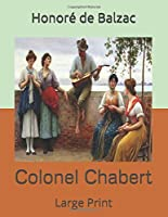 Colonel Chabert: Large Print