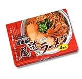 尾道ラーメン 壱番館 4食