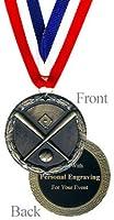 野球メダル–Engraved