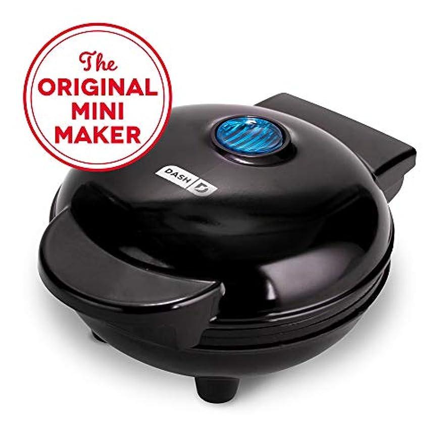 資源フィードバックナインへDash Mini Maker Pancakes/Cookies/Eggs, Black [並行輸入品]