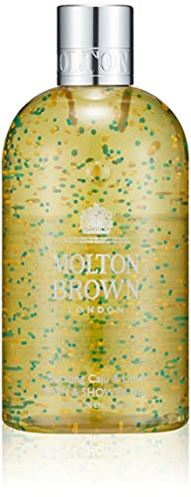おなじみのパノラマ従うMOLTON BROWN(モルトンブラウン) カジュー&ライム コレクションC&L バス&シャワージェル 300ml