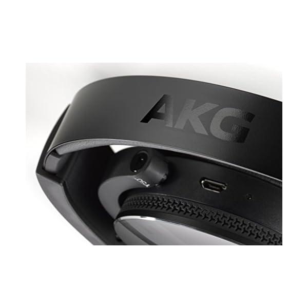 AKG Y50BT Bluetoothヘッドホ...の紹介画像5
