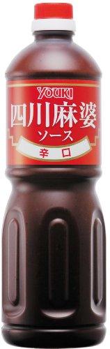 四川麻婆ソース 辛口 1.1Kg